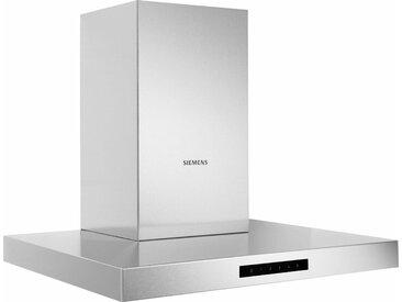 SIEMENS Wandhaube Serie iQ300 LC66BBM50, silber, Energieeffizienzklasse: A