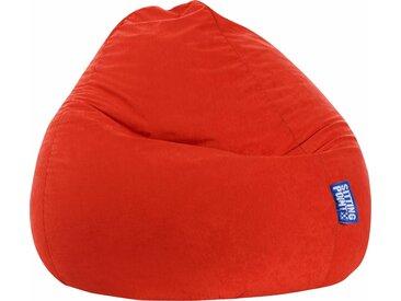 Sitz-Sack  »EASY XXL«, rot, Material Polystyrol / Polyester, Sitting Point