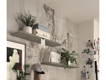Wandboard »now! for you«, now! by hülsta, grau, Material Holzwerkstoff