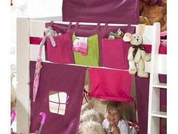 Spieltunnel, rosa »FOR KIDS«, STEENS