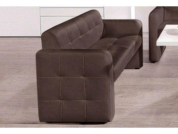 exxpo - sofa fashion 2-Sitzer, FSC®-zertifiziert, braun, strapazierfähig, frei stellbar