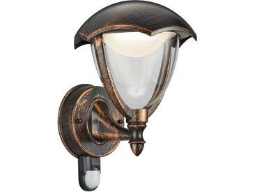 LED Außen-Wandleuchte , braun »GRACHT«, TRIO Leuchten
