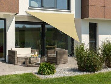Sonnensegel »Lanzarote«, Schneider Schirme, beige, Material Polyester, Edelstahl