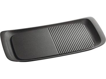 Grillplatte, schwarz, 48,5 x 23,5 x 4,0cm, AEG