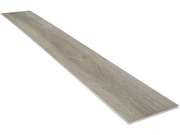 Vinylboden »Porto Natural Oak«, 18x122 cm (BxL), my home, braun, Material Vinyl, strapazierfähig