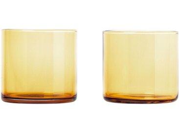 Gläser-Set, gold »MERA«, blomus, spülmaschinengeeignet