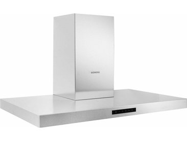 SIEMENS Wandhaube Serie iQ300 LC96BBM50, silber, Energieeffizienzklasse: B