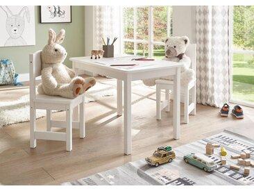 Kindertisch »Felix«, weiß, Material Kiefer, Yourhome
