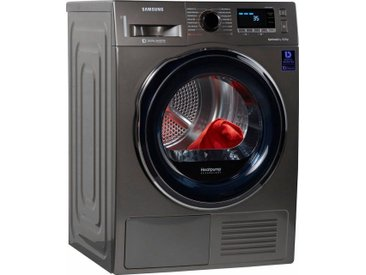 Wärmepumpentrockner DV6800 DV81M6210CX/EG, silber, Energieeffizienzklasse: A+++, Samsung