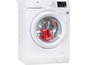 Waschmaschine,  Fassungsvermögen8 kg, Energieeffizienzklasse A+++, weiß, AEG