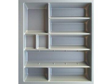 Besteckeinsatz »Cara«, silber, Material Kunststoff, Yourhome