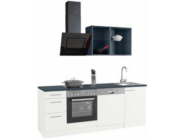 Küchenzeile, grau »Mini«, OPTIFIT»Mini«