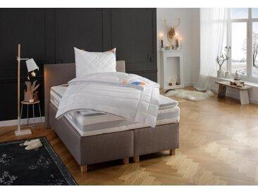 Matratzenschoner »Mabona TKS«, fan Schlafkomfort Exklusiv, 7 cm hoch, Kundenliebling! Mit Sommer- und Winterseite!