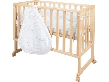 Stubenbett, beige »safe asleep® 3-in-1 Sternenzauber, natur«, Roba®