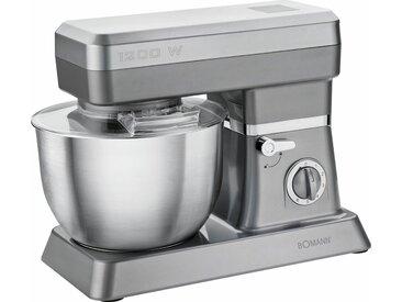 BOMANN Küchenmaschine Küchenmaschine KM 398 CB, silber, robust, ,