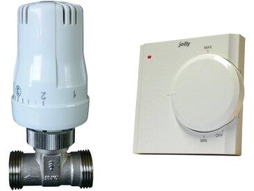 bella jolly Raumthermostat »Vario-Therm Regelset«, max. 230 V, elektronisch, für Fußbodenheizungen