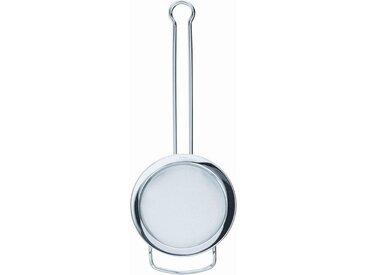 RÖSLE Teesieb, Edelstahl, (1-St), feinmaschiges Sieb in Profiqualität zum Aufgießen von frisch gebrühtem Tee, spülmaschinengeeignet