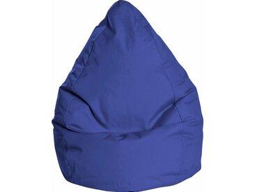 Sitz-Sack  »BRAVA XL«, blau, Material Polystyrol / Polyester, Sitting Point