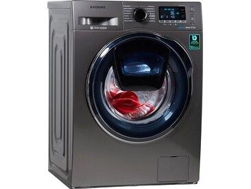 Samsung Waschmaschine,  Fassungsvermögen8 kg, Energieeffizienzklasse A+++, grau
