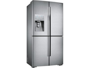 Samsung  Multi Door RF56J9041SR, 182,5 cm hoch, 90,8 cm breit, No Frost, Energieeffizienz: A++, Energieeffizienzklasse A++, silber, Sterne