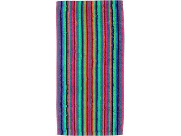 Sauna-Handtuch  , mehrfarbig, Material Baumwolle »Lifestyle«, Cawö, gestreift