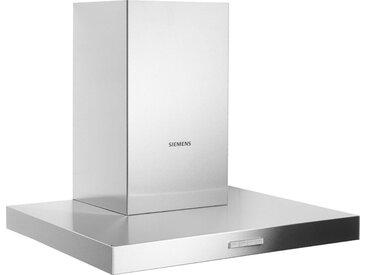 SIEMENS Wandhaube Serie iQ100 LC64BBC50, silber, Energieeffizienzklasse: D