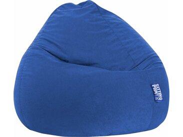 Sitz-Sack  »EASY XXL«, blau, Material Polystyrol / Polyester, Sitting Point