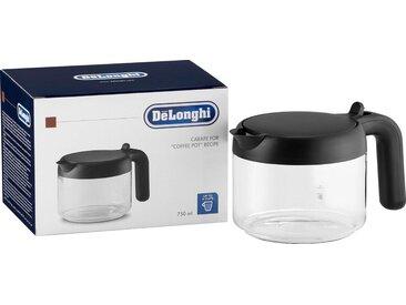 Kaffeekanne, schwarz, Material Glas »DLSC021«, De'Longhi, spülmaschinengeeignet