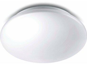 Philips LED Deckenleuchte, weiß »myLiving Moire 2700K 850lm, Weiß«