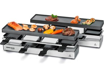Raclette-Grill RC 1600, silber, Rommelsbacher