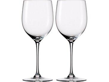 Eisch Bordeauxglas »Jeunesse« (2-tlg), (Bordeauxglas), mundgeblasen, bleifrei, 640 ml