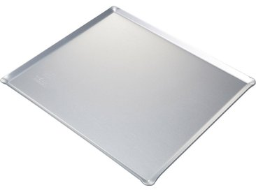 Backblech »Bomb-Proof«, 33,5 x 37,5 cm, silber, Material Aluminium, Cynthia Barcomi