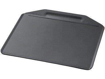 Backblech, 33 x 36 cm, schwarz, Material Stahlblech, Dr. Oetker