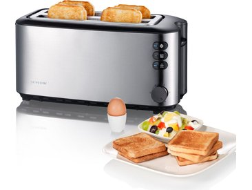 Toaster, silber, Severin