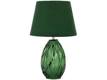 Teichleuchte »Crystal Velvet«, Höhe 41 cm, Pauleen, grün, Material Glas, Samt