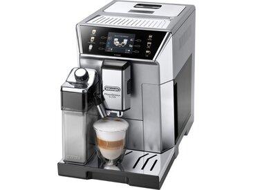 Kaffeevollautomat PrimaDonna Class ECAM 550.85.MS, 26x36.1x46.9 cm (BxHxT), De'Longhi, silber, Material Stahl, EL