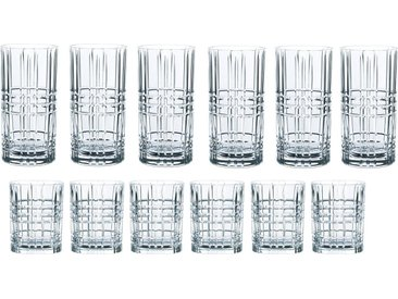 Gläser-Set, transparent, Material Kristallglas »Highland«, Nachtmann, spülmaschinengeeignet