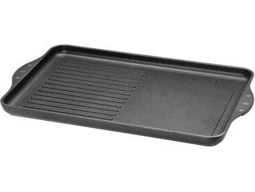 Grillplatte , schwarz, 43 x 28 x 2 cm, »Serie 7«, SKK