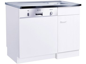 HELD MÖBEL Spülenschrank »Elster« für Unterbau-Geschirrspüler, ohne Möbelfront B/H/T: ca. 100/60/85 cm