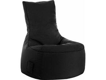 Sitz-Sack  »Swing SCUBA«, schwarz, Material Polystyrol / Polyester, Sitting Point