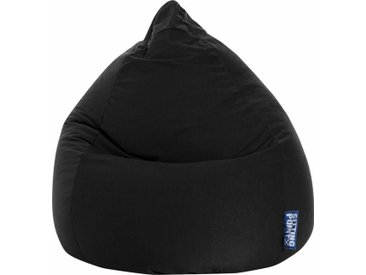 Sitz-Sack  »EASY XL«, schwarz, Material Polystyrol / Polyester, Magma Heimtex