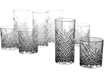 Gläser-Set, Material Glas »TIMELESS«, CreaTable, spülmaschinenfest