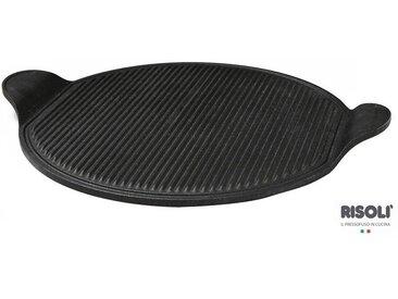 Pizzablech , schwarz, 40 x 34 cm, »Standard Line«, RISOLI