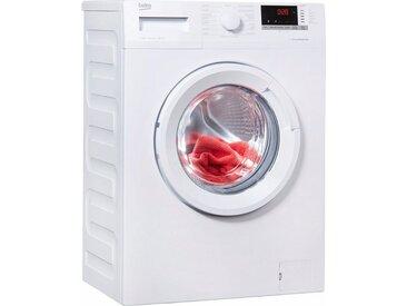 Waschmaschine,  Fassungsvermögen6 kg, Energieeffizienzklasse A+++, weiß, BEKO