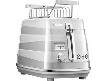 Toaster, weiß, De'Longhi