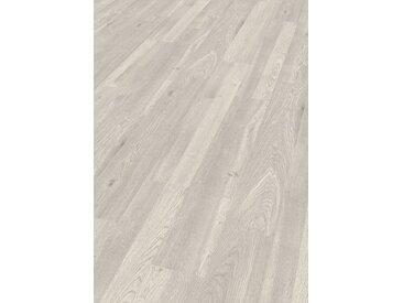 EGGER Laminat »Ruviano Eiche grau«, authentische Holzoptik, universell einsetzbar