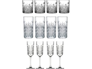 Gläser-Set, transparent »Timeless«, van Well, spülmaschinengeeignet