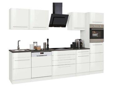 Held Möbel Küchenzeile, weiß, Material Metall »Trient«»Trient«
