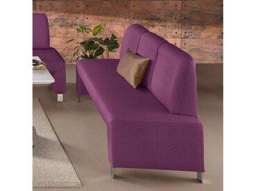 exxpo - sofa fashion Polsterbank, FSC®-zertifiziert, rot