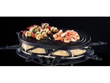 RUSSELL HOBBS Raclette-Grill 21000-56 Fiesta Multi Raclette, 6 Raclettepfännchen, 1200 W